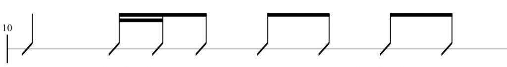 rhythmic variation idea 1